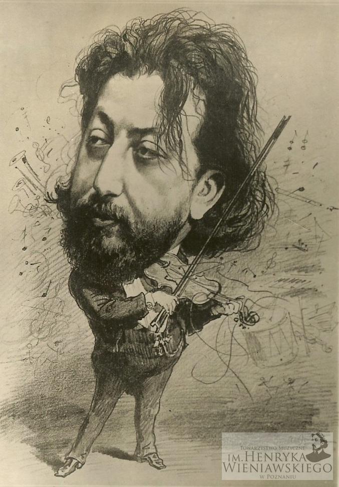 hw_karykatura-rosyjska_-henryk-wieniawski-ksiaze-skrzypkow-_ok-1877r